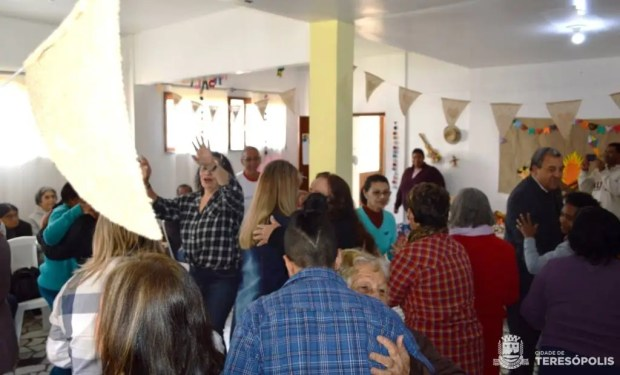 CRAS Alto faz Festa Julina