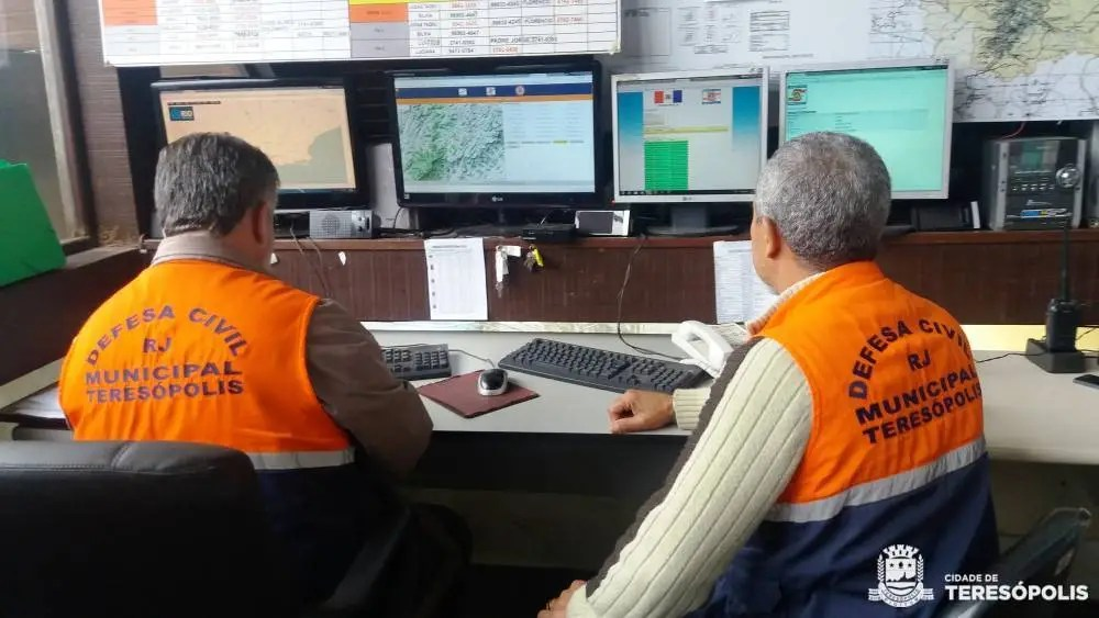 Sistema de sirenes de Teresópolis é testado pela Defesa Civil