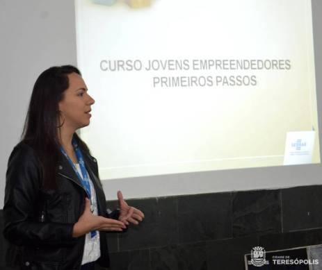 A analista Ana Carolina Plassing explica que o JEPP faz parte do Programa Nacional de Educação Empreendedora do SEBRAE