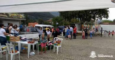 Moradores de Vargem Grande e arredores têm acesso a diversos serviços de saúde e social