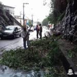 Defesa Civil de Teresópolis em Vigilância