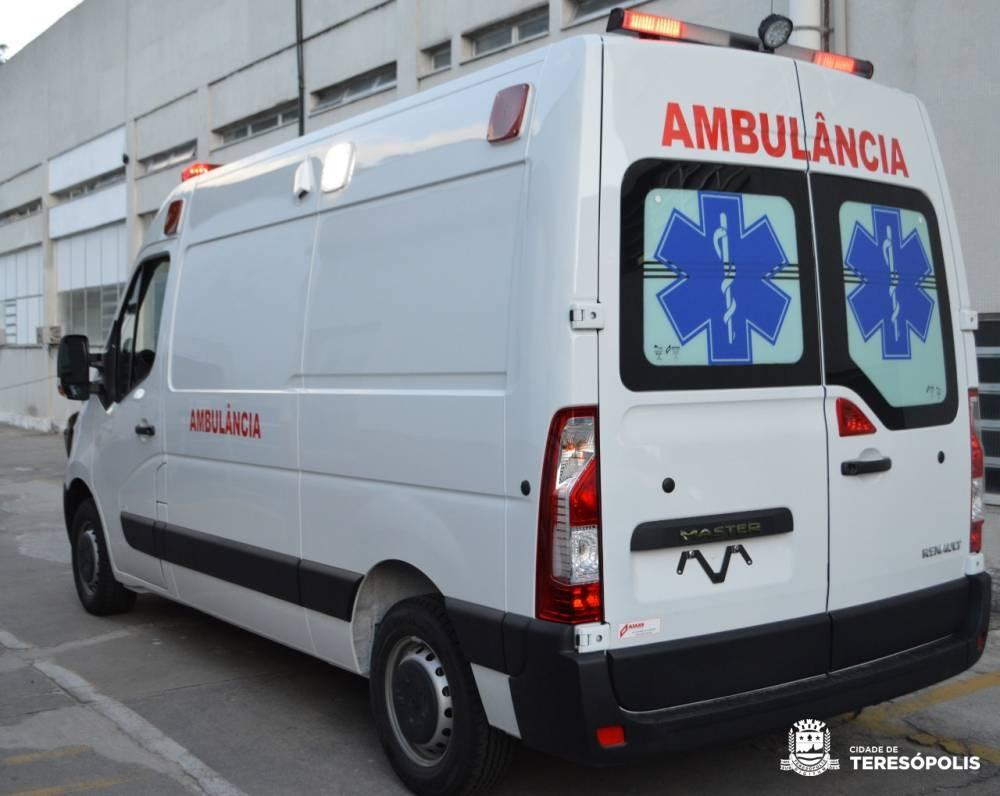 Melhorias na saúde: novos equipamentos para a upa e mais uma ambulância para transporte de pacientes