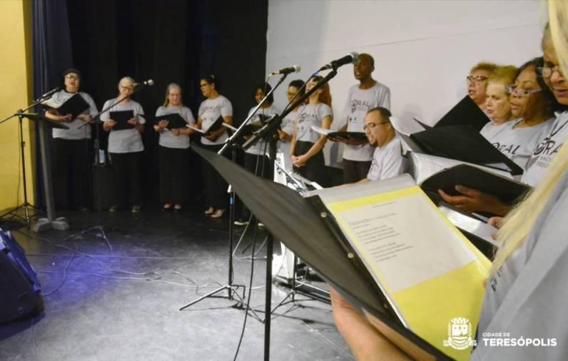 Apresentação do Coral Municipal de Teresópolis_Lipe Nascimento