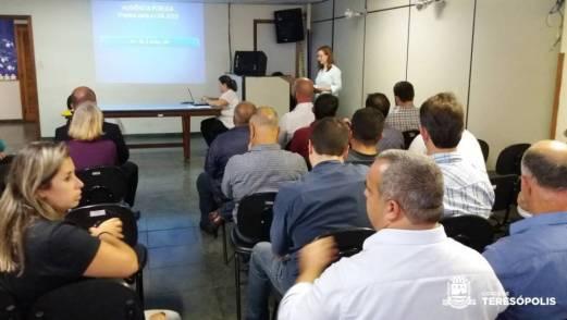 Audiência pública reúne representantes der vários setores da sociedade organizada