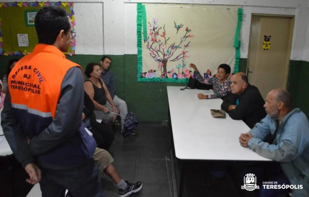 PREFEITURA REESTRUTURA NÚCLEOS DE DEFESA CIVIL