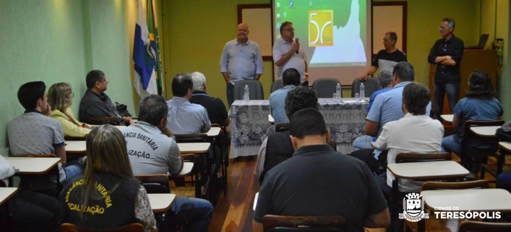 TERESÓPOLIS SEDIA 1º WORKSHOP DE AGROINDÚSTRIA DA REGIÃO SERRANA