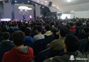 PREVENÇÃO ÀS DROGAS: PROJETO 'FIQUE ESPERTO' ENCERRA EDIÇÃO 2018