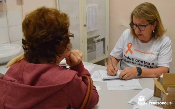 Pacientes recebem avaliação médica e são encaminhados para tratamento em unidade de saúde ou para cirurgia, se necessário