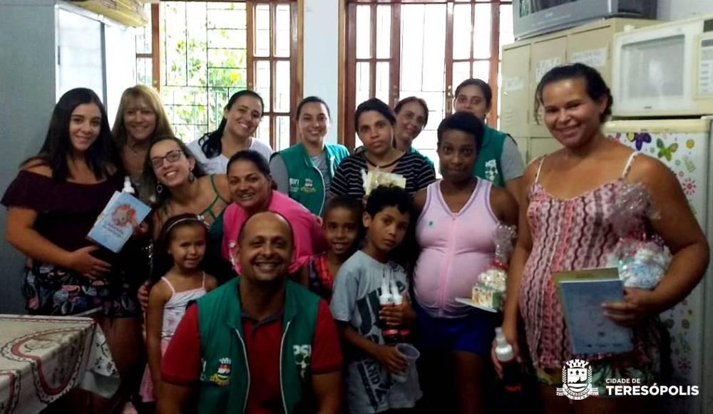 Programa de Saúde da Família orienta gestantes sobre uso de repelentes