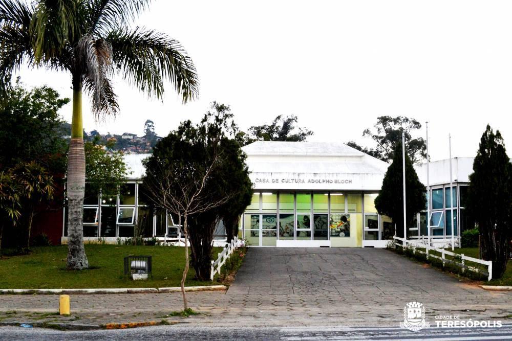 Casa de Cultura Adolpho Bloch inicia cursos gratuitos para a população