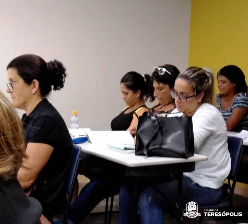 Equipes da Prefeitura fazem curso sobre legislação de cargos e salários