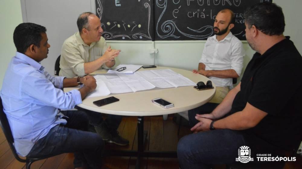 Casas de Inovação: Teresópolis planeja espaço para cursos na área de tecnologia
