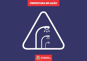Prefeitura realiza quase 5 mil consertos no sistema de iluminação pública de Teresópolis