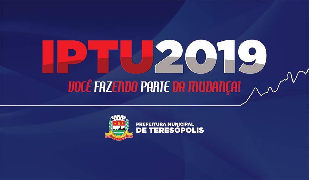 Pagamento em cota única do IPTU recebe desconto de 10%