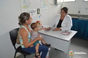 Posto de Bonsucesso ganha especialista em pediatria