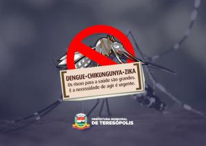 Combate ao Aedes aegypti: Teresópolis fez mais de 7 mil visitas domiciliares em fevereiro