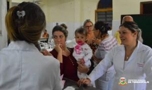 Ação social e de saúde da 'Operação Prefeitura Presente' movimenta o Rosário