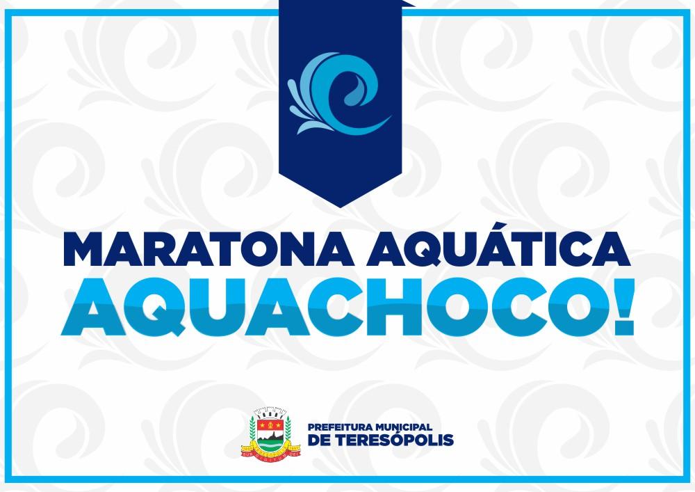Maratona Aquática 'ACQUACHOCO!' acontece neste domingo (7), na Casa Espanhola