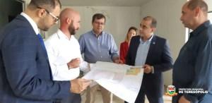 Secretário Estadual de Saúde anuncia em Teresópolis obras para Unidades de Saúde em Bonsucesso e no Parque Ermitage