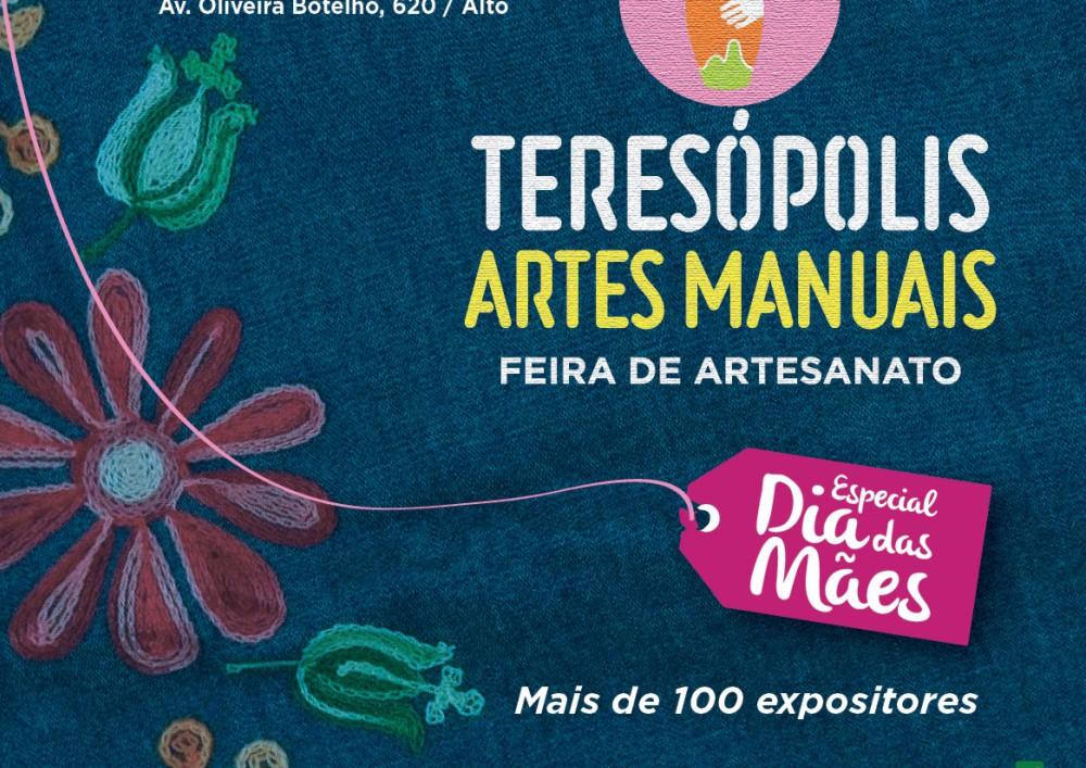 'Teresópolis Artes Manuais' começa nesta quinta (9)