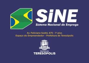 Sine Teresópolis começa a atender em novo endereço nesta segunda-feira (27)