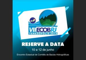 Teresópolis se prepara para o 7º Encontro Estadual de Comitês de Bacias
