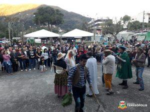 Festa de São João anima Feirinha do Alto durante o feriadão