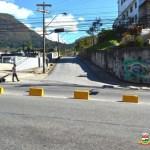 Fase de teste: rua do Hospital São José passa a ter mão única