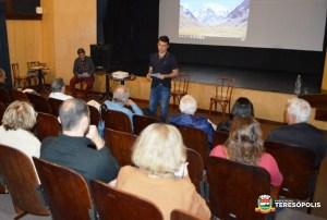 Ação na Calçada da Fama marca o Dia do Meio Ambiente em Teresópolis