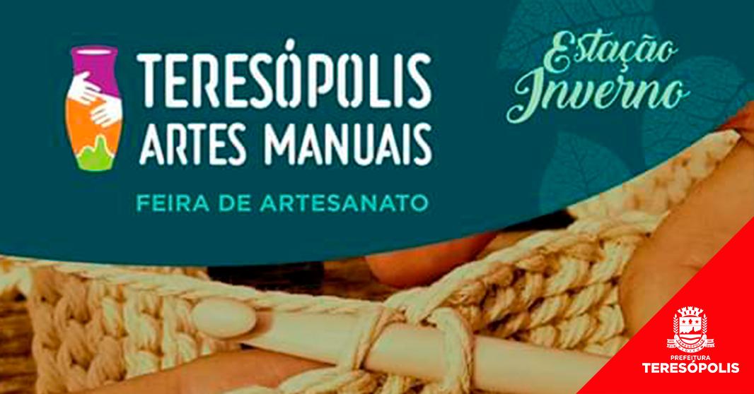'Teresópolis Artes Manuais' vai até domingo, 21, no Higino