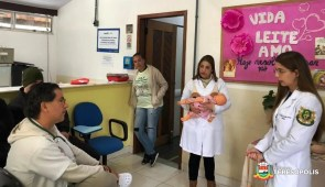 Roda de conversa no PSF da Granja Guarani
