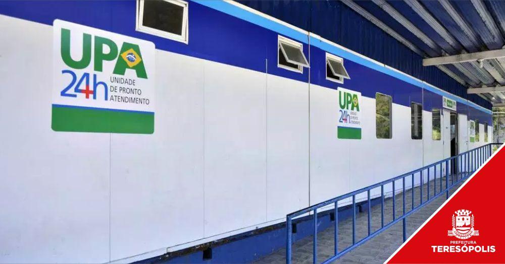 Sistema informatizado aumenta faturamento, controle e informações, resultando em eficiência e economicidade na UPA Teresópolis