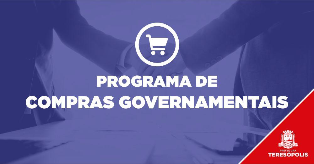 Programa de Compras Governamentais de Teresópolis é destaque no Fórum de Gestão Pública, no Piauí