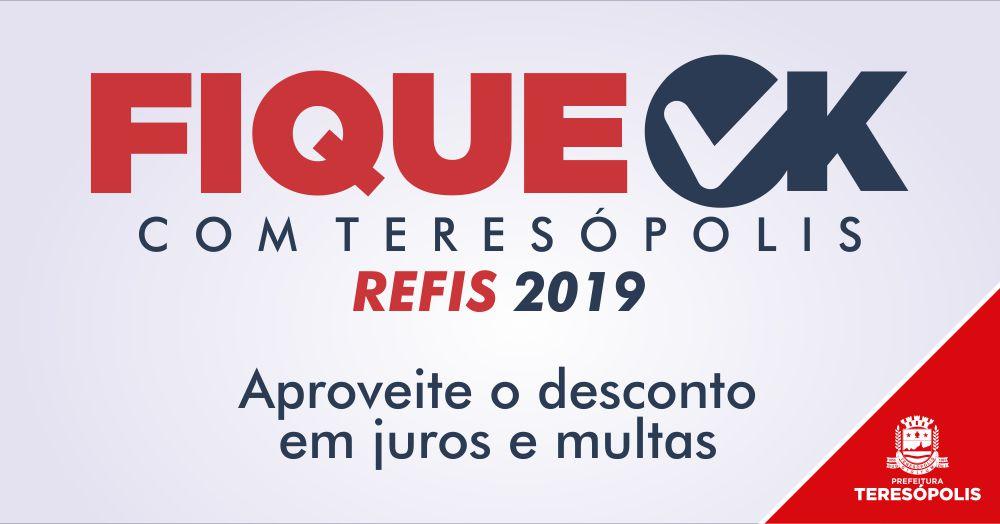 Prorrogado para setembro o prazo de adesão ao Refis 2019