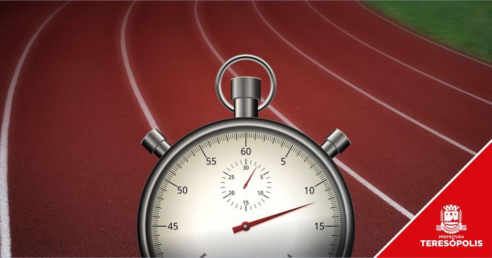 Competições de atletismo dos Jogos Estudantis no Parque Regadas e interdições de trânsito