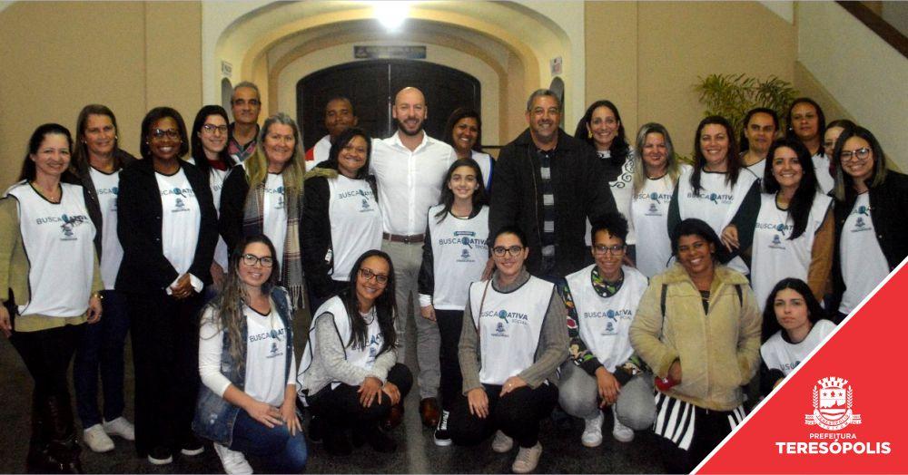 Lançado o programa 'Busca Ativa Social' em Teresópolis