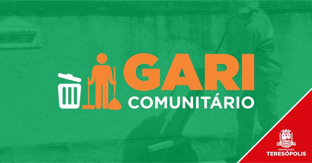 Programa 'Gari Comunitário' será lançado neste sábado, 21, na Calçada Fama