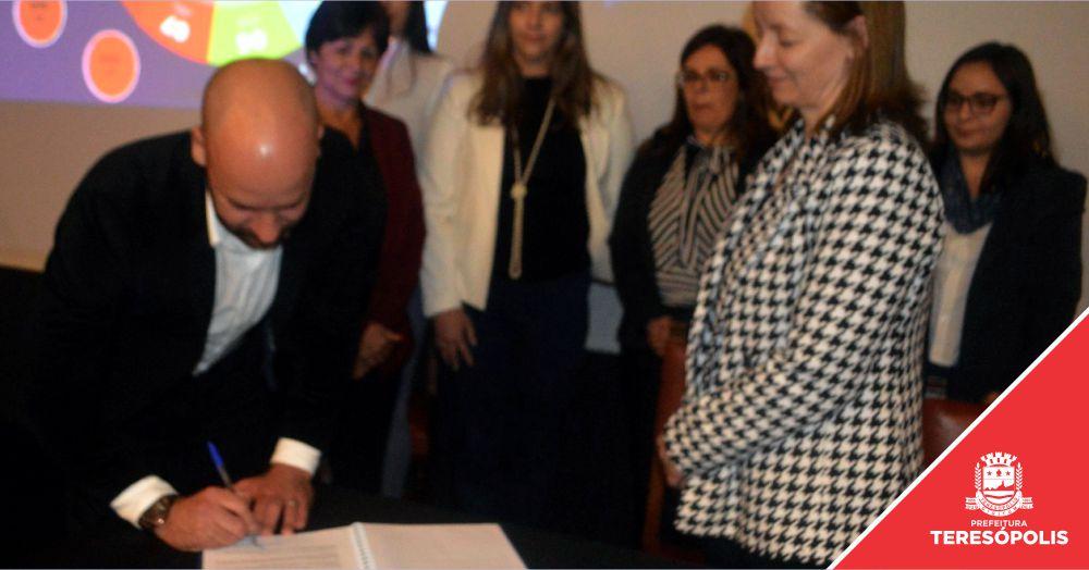 Por uma Gestão Municipal cada vez mais transparente e ética: Teresópolis lança Sistema de Integridade Pública Responsável – Sistema Compliance