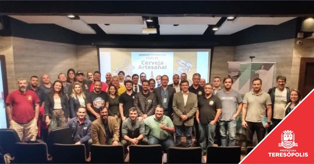 Arranjo Produtivo Local de Cervejas Artesanais será implantado na Região Serrana