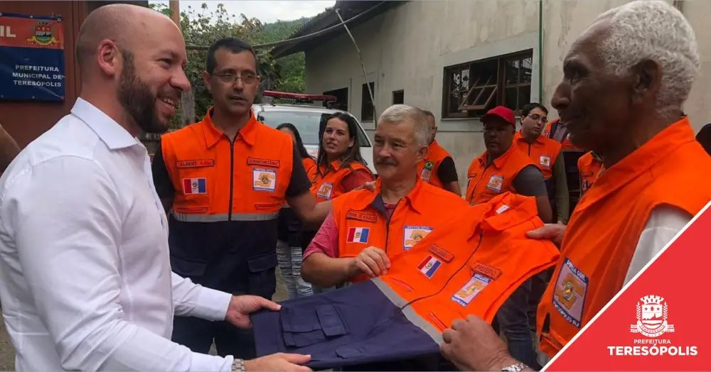 Defesa Civil recebe investimento da Prefeitura de Teresópolis
