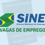 SINE TERESÓPOLIS ANUNCIA 82 VAGAS DE EMPREGO