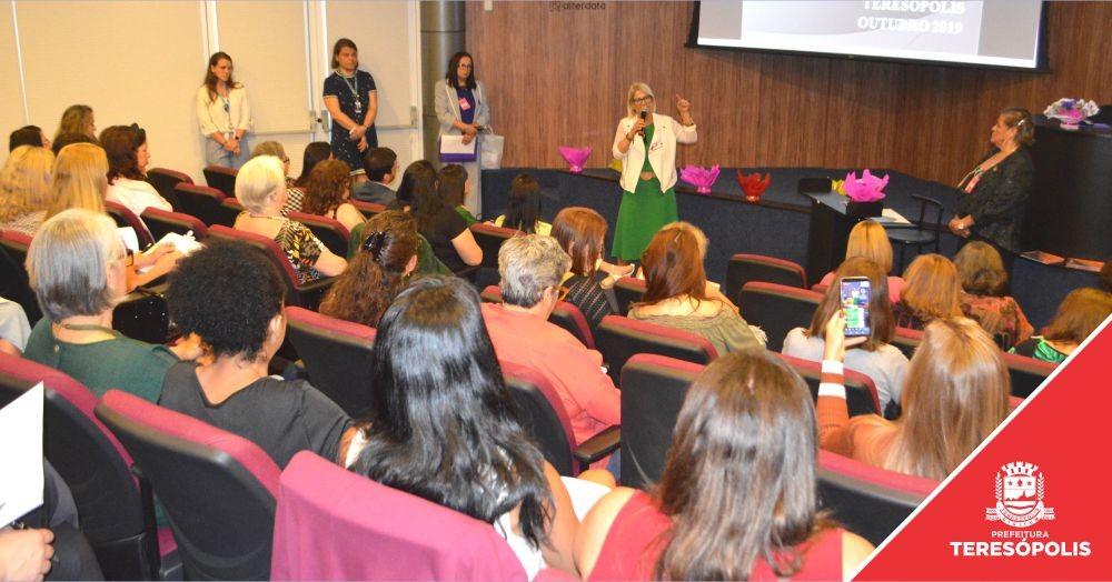 Teresópolis abre o calendário de Conferências de Políticas para as Mulheres no estado