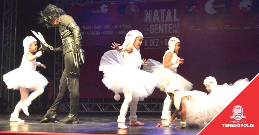 Festival Terê em Dança e Orquestra Sinfônica Mariuccia Iacovino encerram programação do Natal 2019