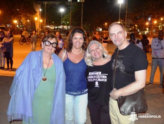 Festival Terê em Dança movimenta Praça Olímpica