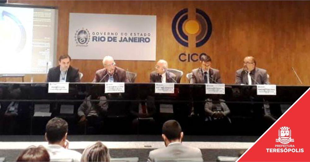 Teresópolis recebe prêmio 'Ouvidoria Cidadã' da Associação Brasileira de Ouvidores