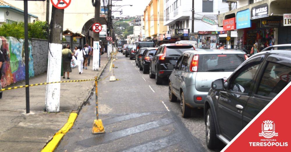 'Integra Terê': Rua da Rodoviária e trecho da Delfim Moreira têm mudanças de trânsito