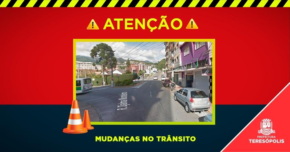Prefeitura anuncia ajustes no trânsito da cidade a partir desta segunda-feira (9)