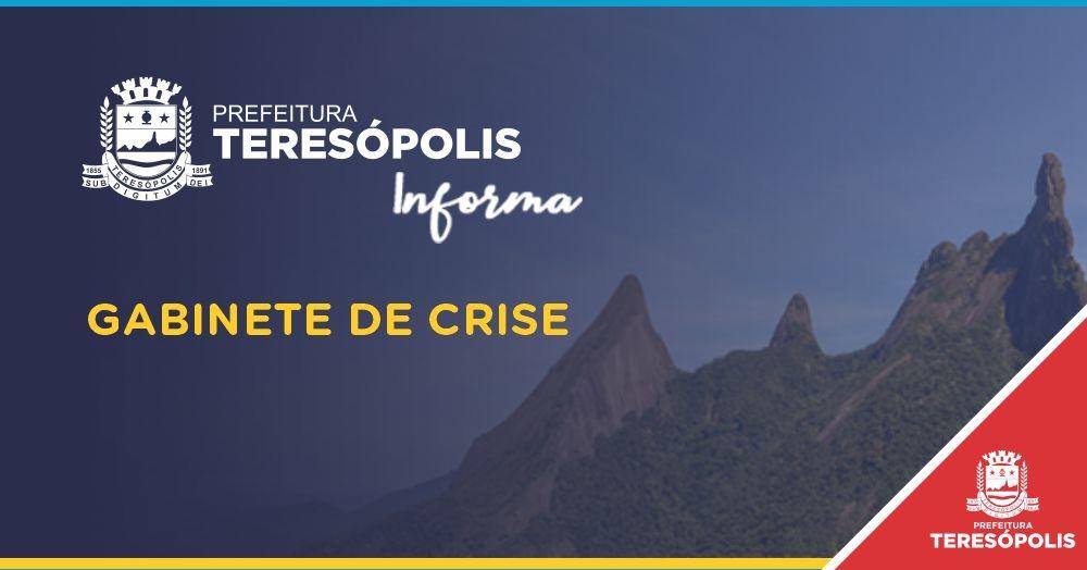 COMUNICADO GABINETE DE CRISE 27 DE MARÇO DE 2020