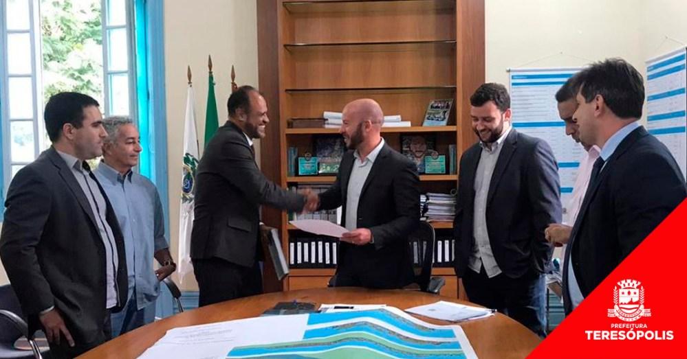 Teresópolis recebe visita do secretário estadual de Trabalho e Renda