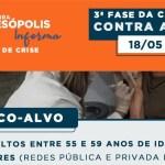Vacinação Contra Gripe segue até dia 6 de junho em Teresópolis